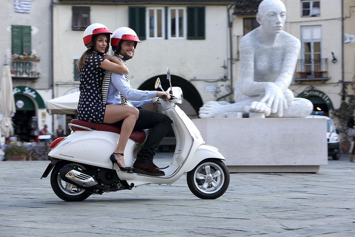 Vespa Primavera Sinergi Jakarta Indonesia 150 I Get Abs Monte Bianco Bogor Lifestyle